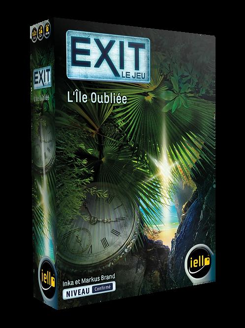 EXIT L'île oubliée