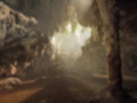 """Le projet de décoration intérieurs de la salle """"Caverne d'Hernan Cortès"""""""