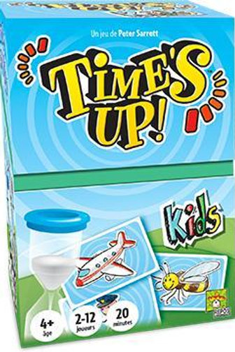 TIME'S UP Kids - Version Chat