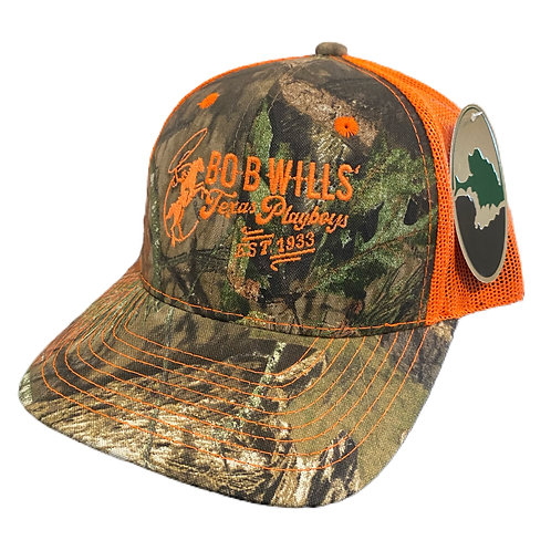 Cap (hunter's orange Realtree)