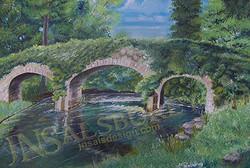 Derrybawn Bridge, County Wicklow