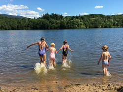 Swimming lakes