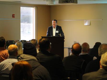 January Member Meeting at VHB