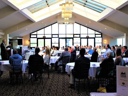 Third Annual Member Meeting at the Sunset Ballroom