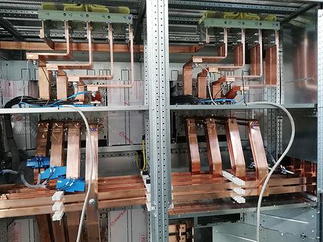 Fronte quadro elettrico CCS Cabinet