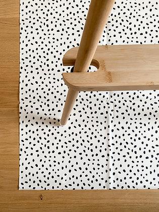 Dalmatian Splash Mat