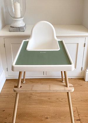 Sage Placemat Ikea Highchair