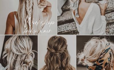 Workshop Boho Hair