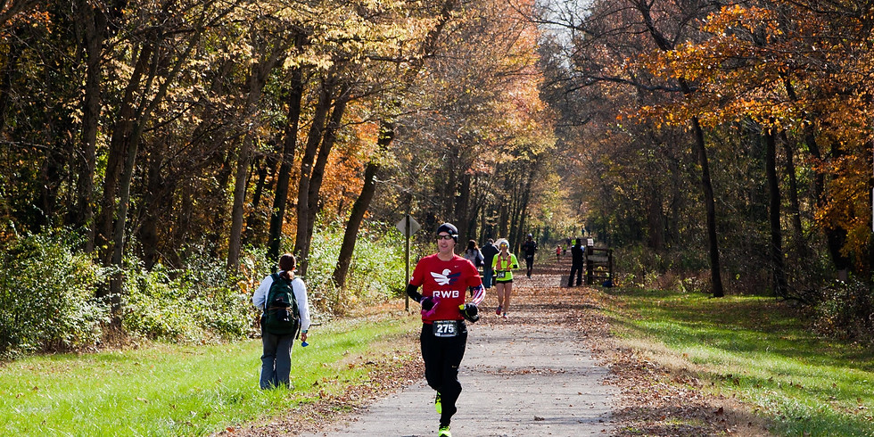 Yippee-Ki-Yay 50K, Half Marathon, 5 Mile Races