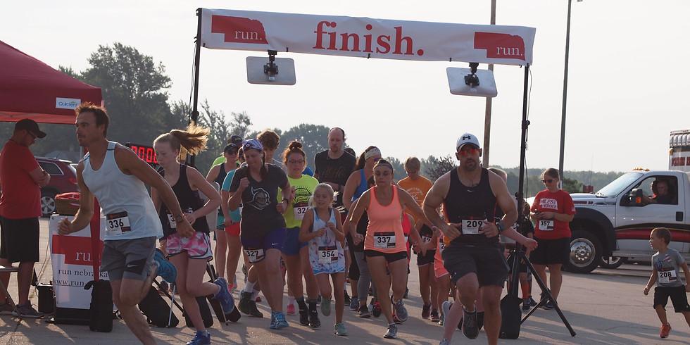 Dodge County Fair Purple Ribbon Run