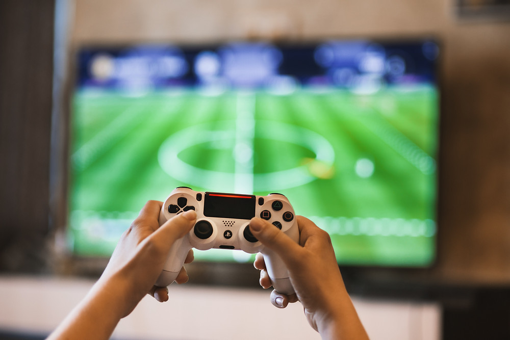 Too much tech time and video games hurts relationships