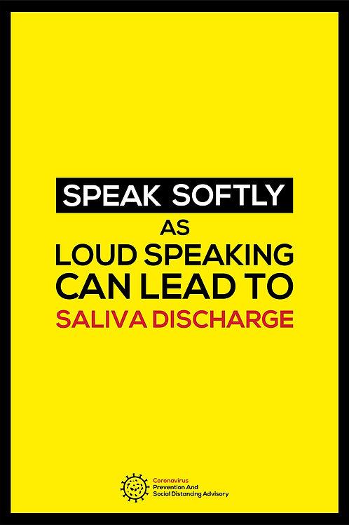 Speak Calmly