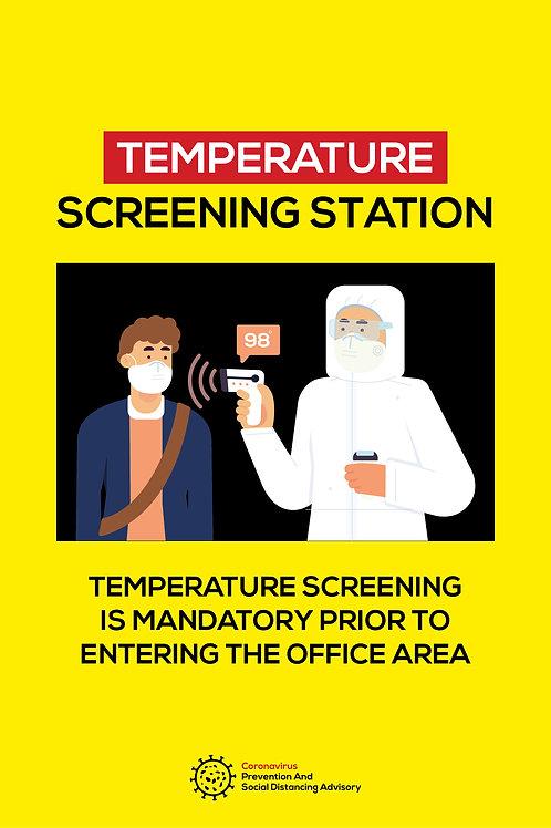 Screening Station