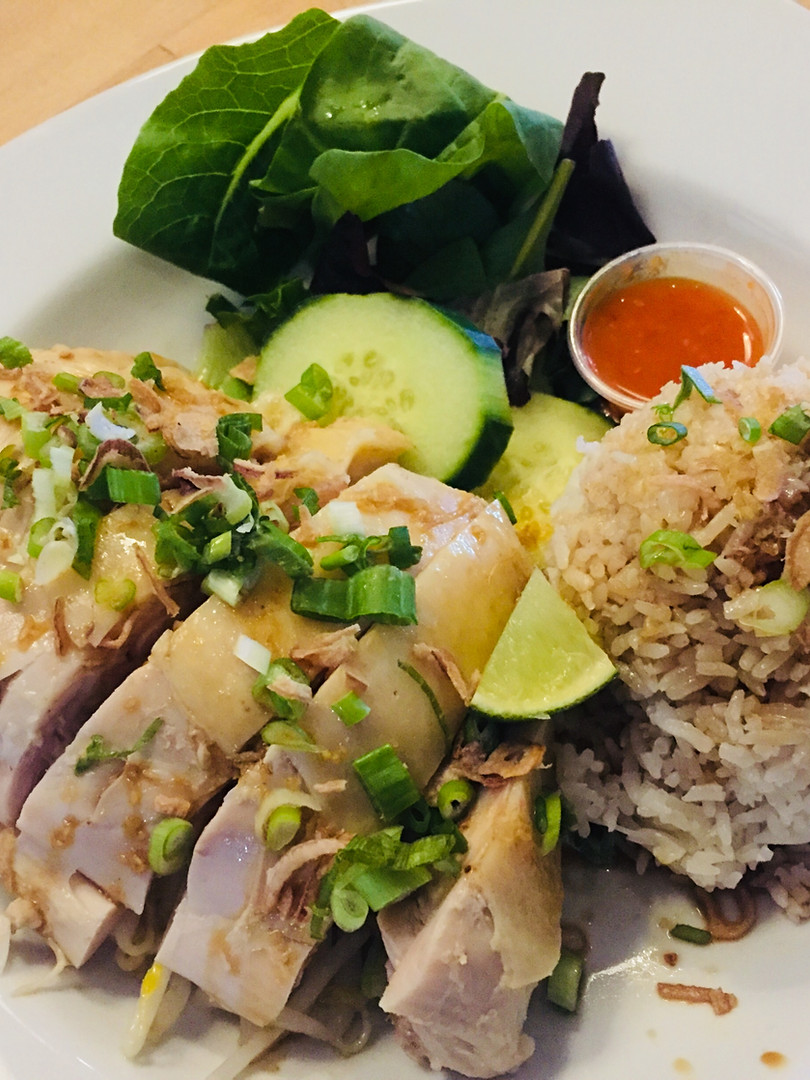 Grandma Hainan Chicken Rice