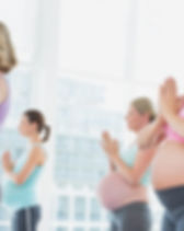 plantean las mujeres embarazadas en clas