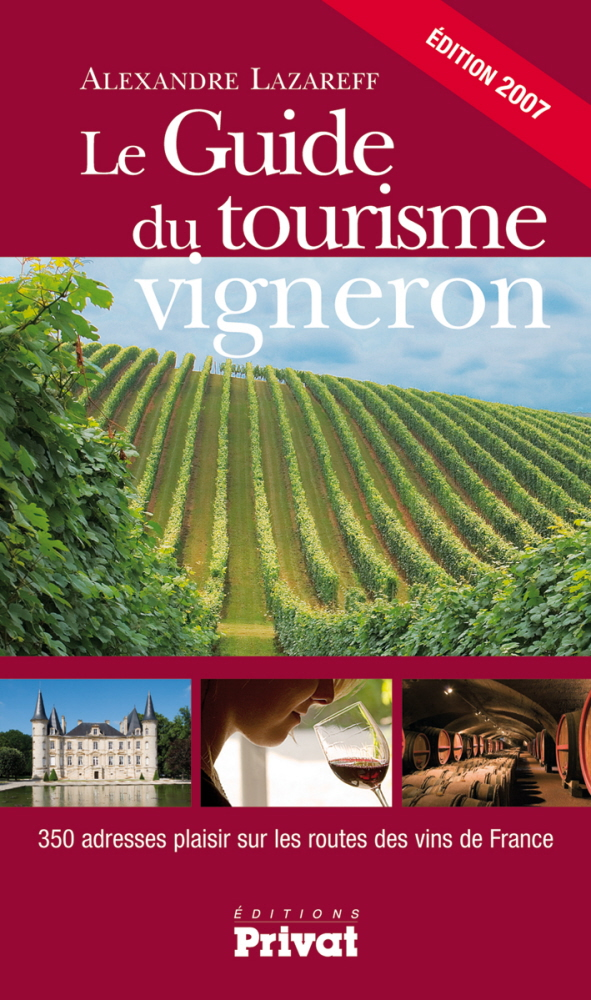 Cover Le guide du tourisme vigneron