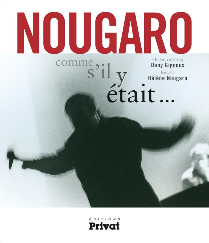 Cover Nougaro, comme s'il y était...