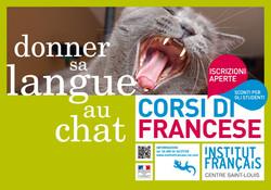 Metro Poster Corsi di francese - Proposal
