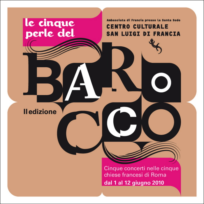 Catalog Le Cinque perle del Barocco