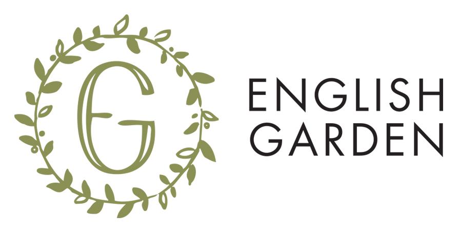 Logo English garden