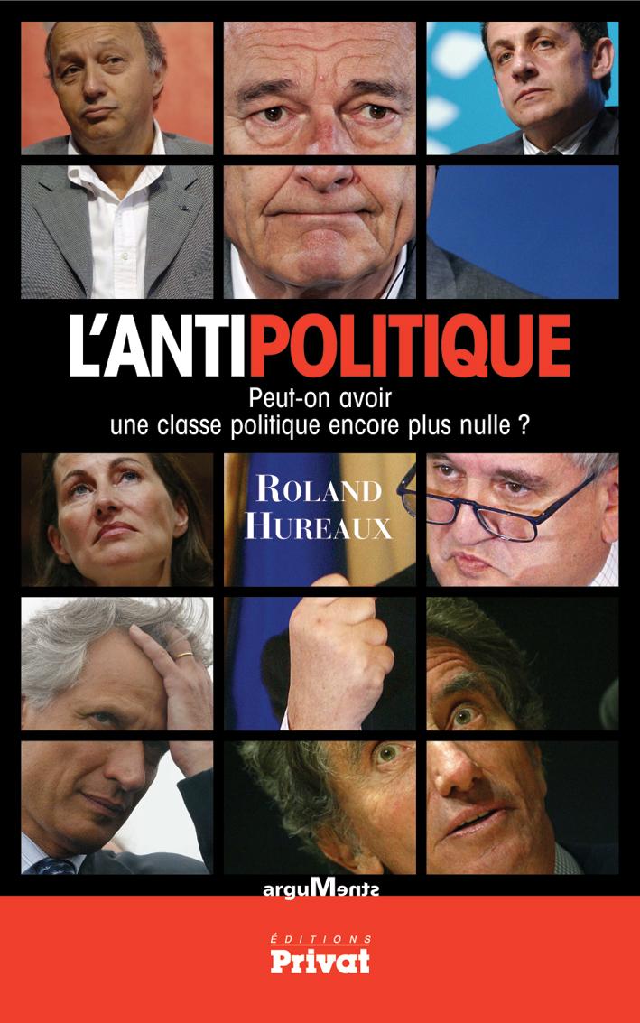 Cover L'Antipolitique