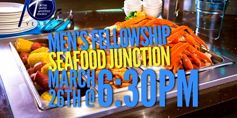 Men's Fellowship @ Seafood Junction