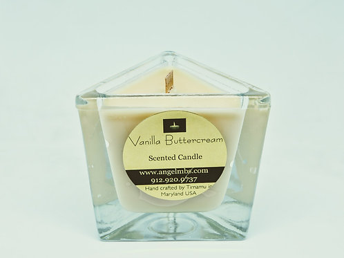 4 Oz Vanilla Buttercream Scented Candle