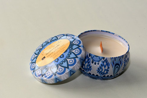 8 Oz French Vanilla Scented Candle