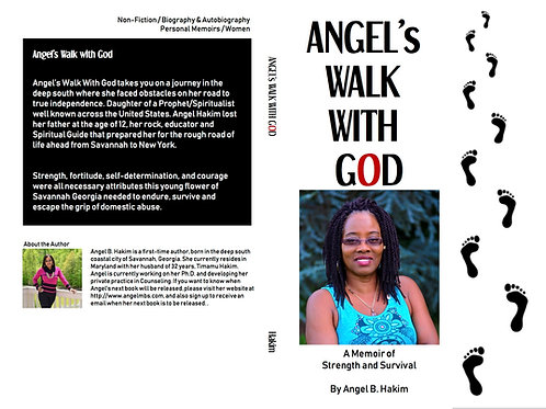 Angel's walk with God