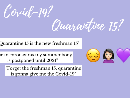 Avoid Quarantine 15 Without Being an A hole to Yourself