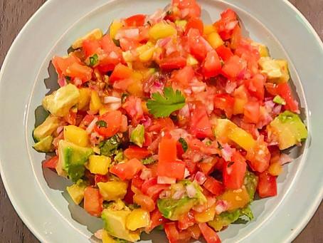 Mango Avo Salsa