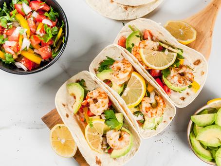 Quick and Easy Margarita Shrimp
