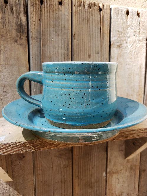 Soup mug set