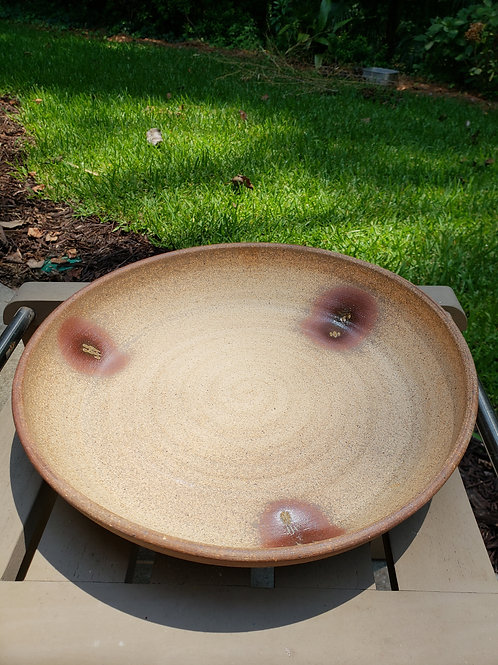 Wood fired dish