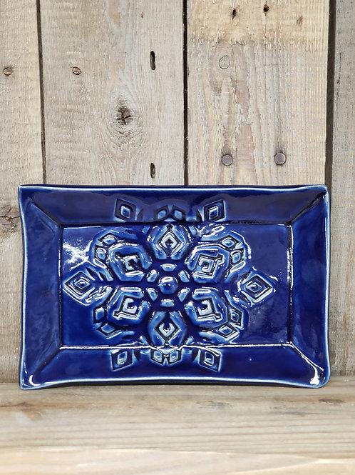Cobalt Snowflake
