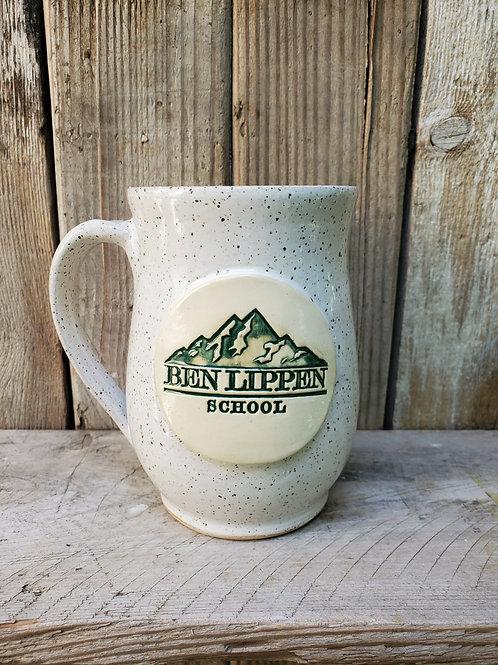 Ben Lippen Mug (plain round)