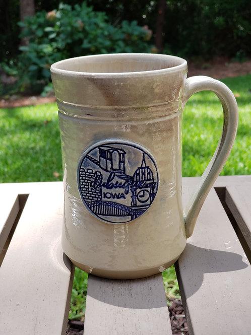 Wood fired Dubuque mug
