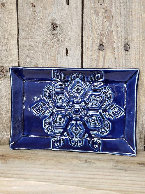 Snowflake Plate