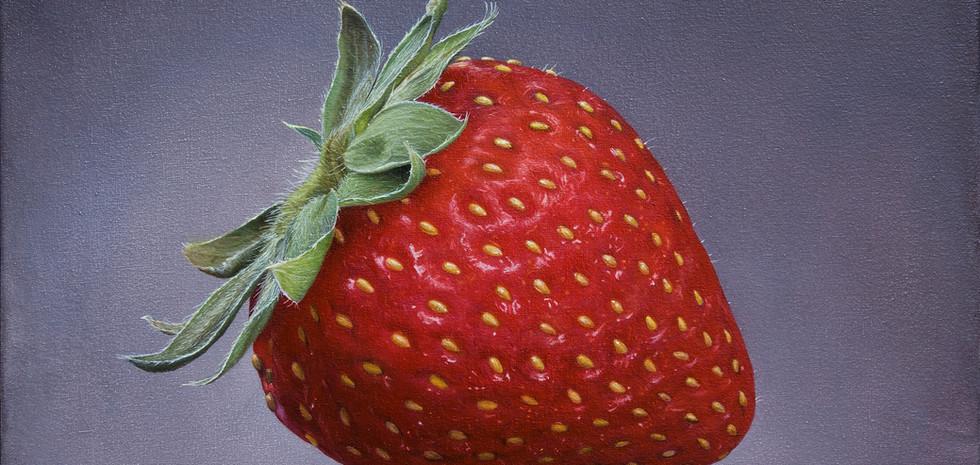 Just Strawberry...