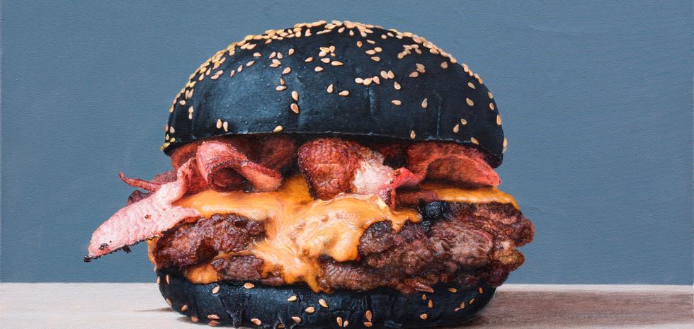 Just the Black Burger...