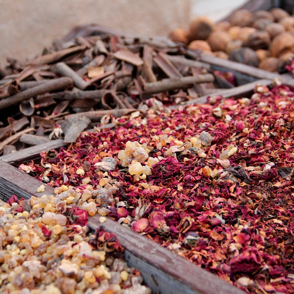 Teemarkt in Dubai