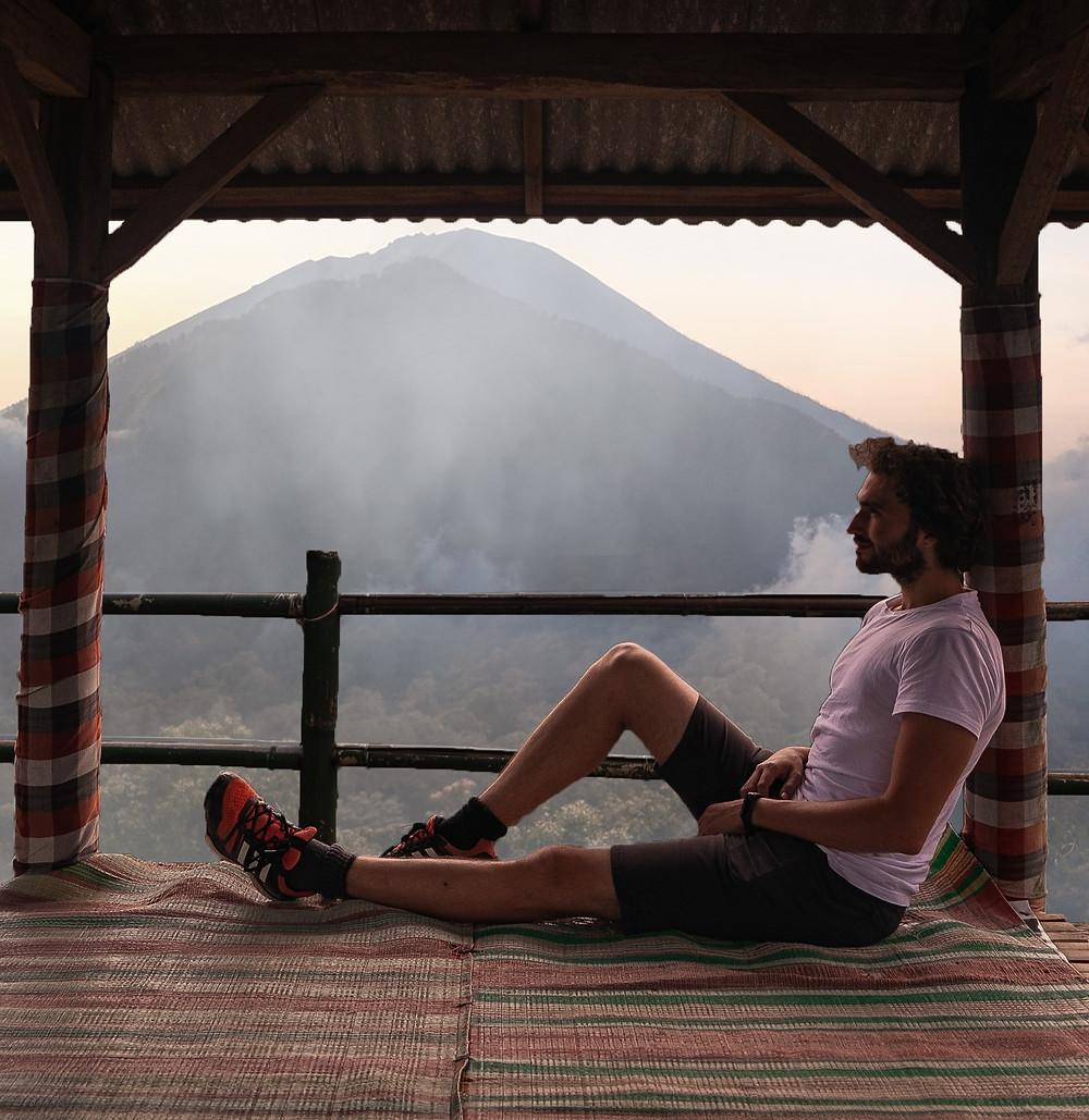 Mount Batur, instagrammable Bali