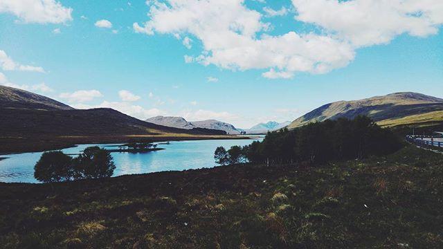 travel blog and lifestyle photo, highlands, Scotland, Europe