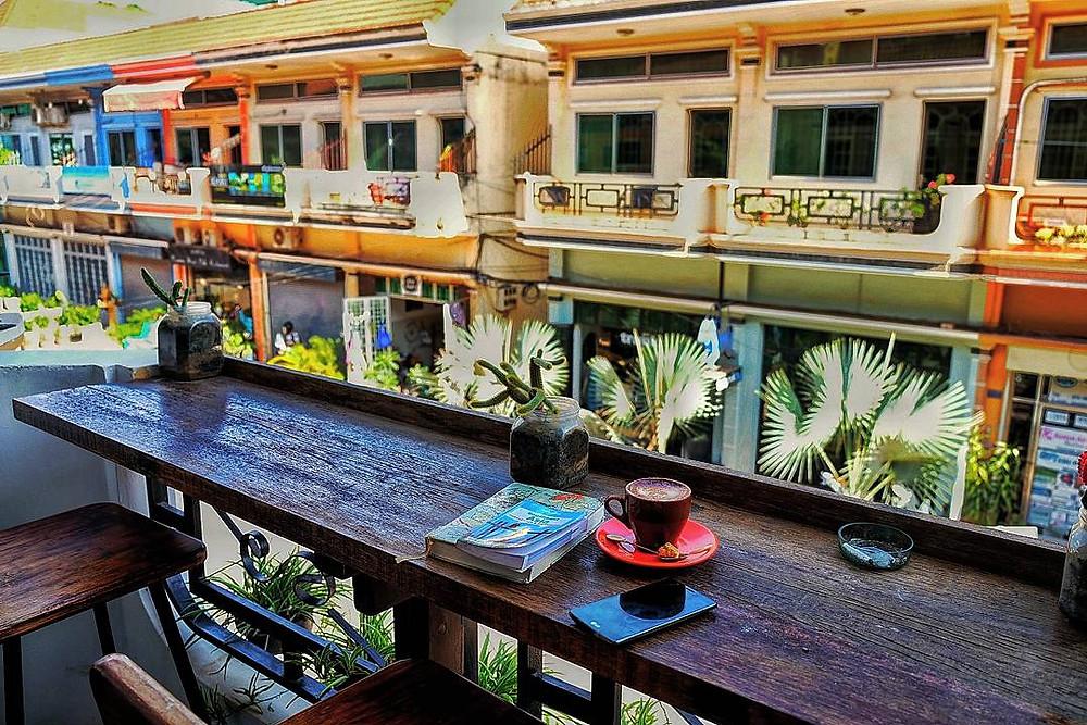 Little Red Fox Espresso, Siem Reap, Cambodia coffee