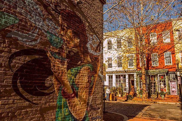 travel blog and lifestyle photo, art, graffiti, usa, america