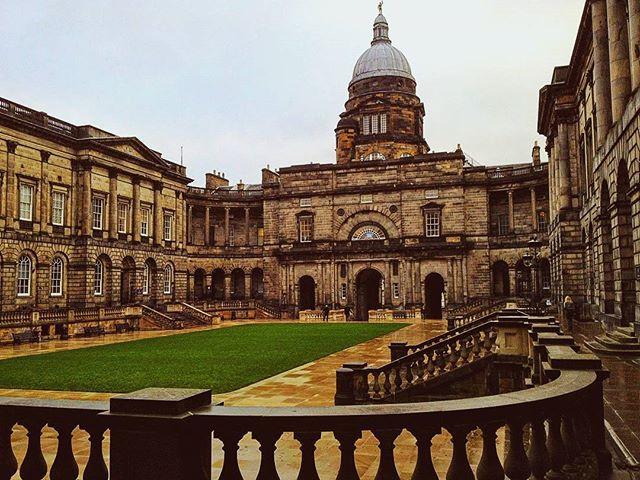Old College, The University of Edinburgh