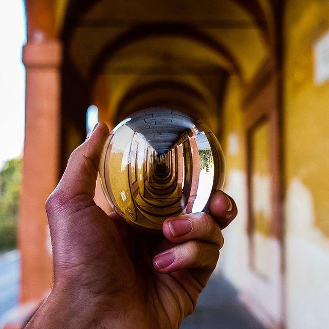 Bologna photography guide: porticos
