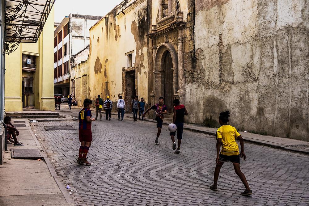 Havana, Cuba football