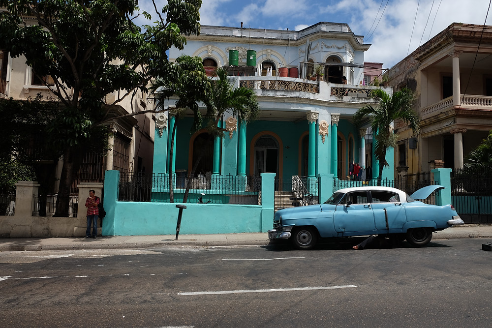 Cuban car