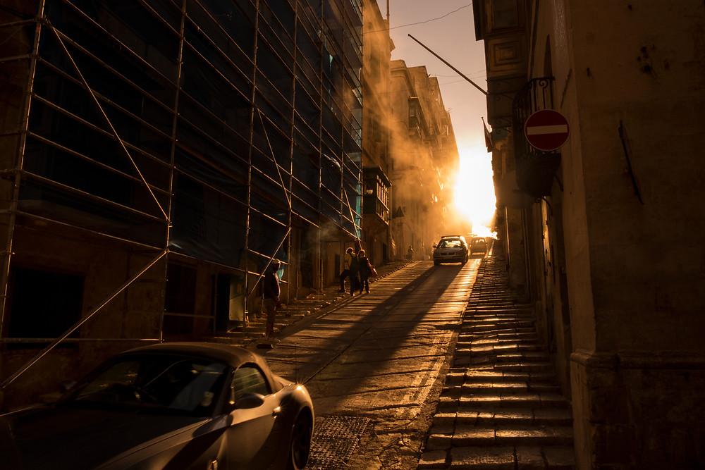 Valletta city guide
